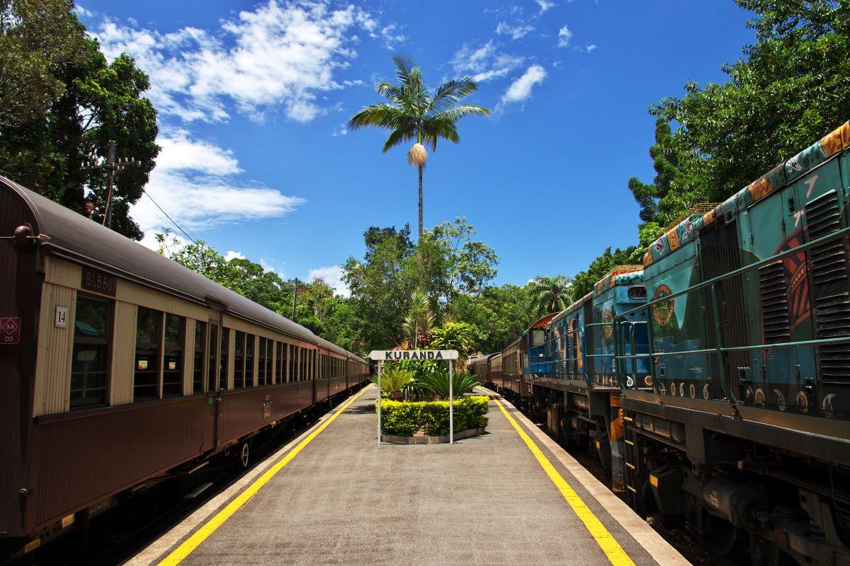 Viajar a Australia esencial-kuranda