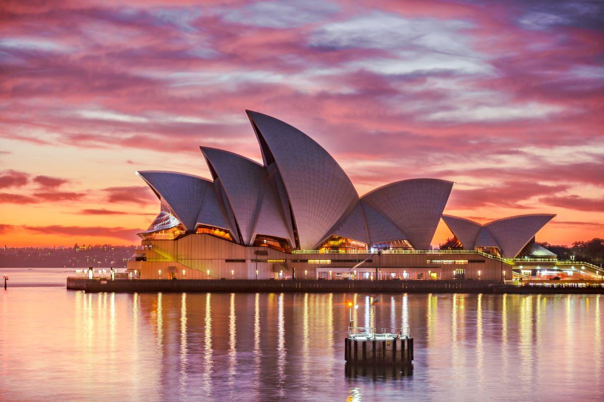 Viajar a Australia esencial-opera-sidney