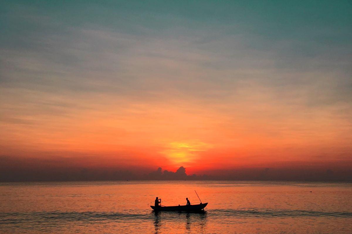Viajar a Sri Lanka-atardecer