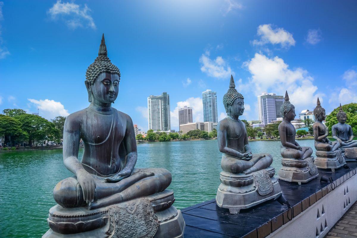 Viajar a Sri Lanka-templo-gangaramaya