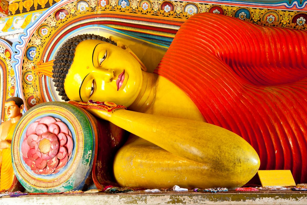 Viajar a Sri Lanka-anuradhapura-buda