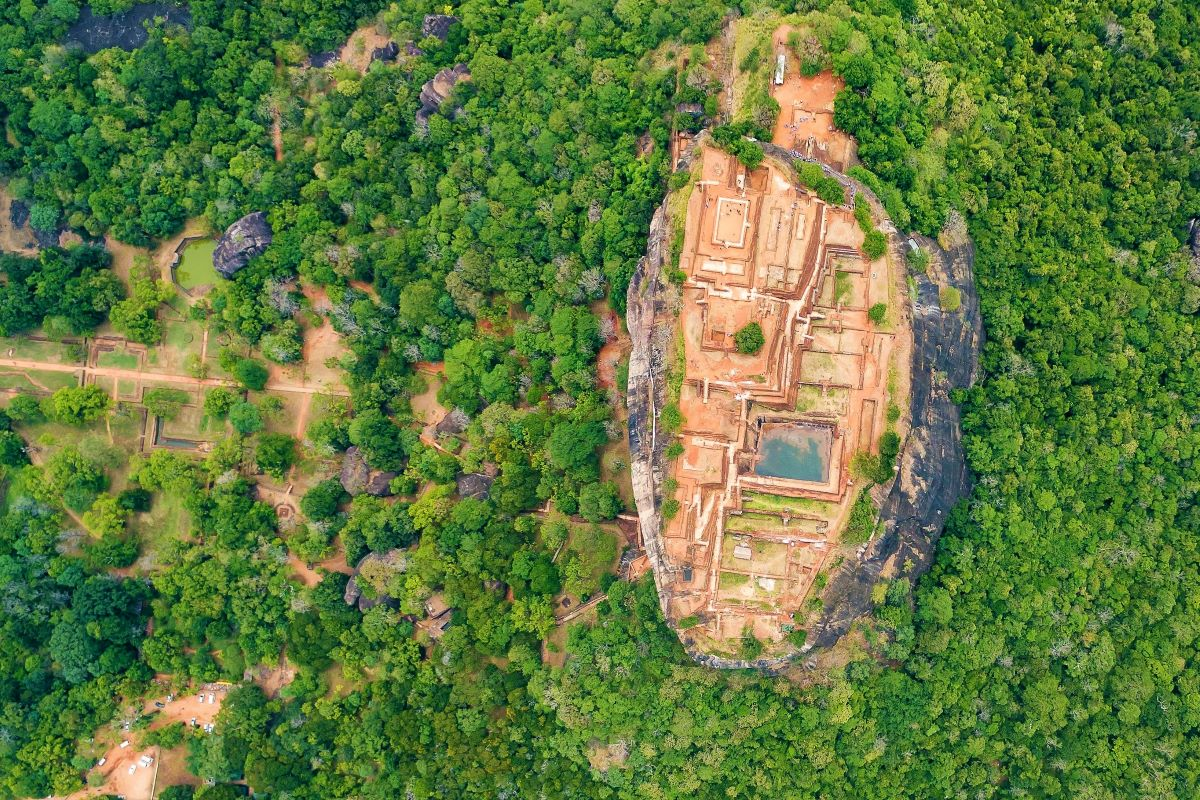 Viajar a Sri Lanka-sigiriya