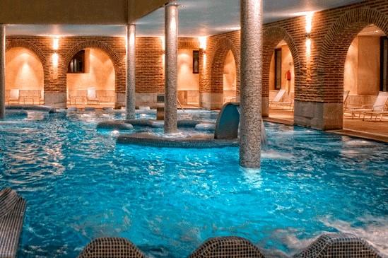 Viajar por España -Olmedo spa