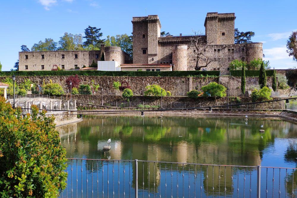 Viajar por España - Caceres castillo Jarandilla