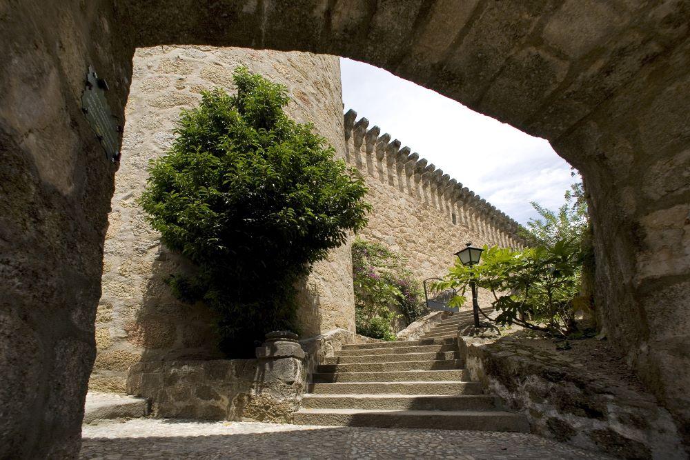 Viajar por España - Caceres parador jarandilla