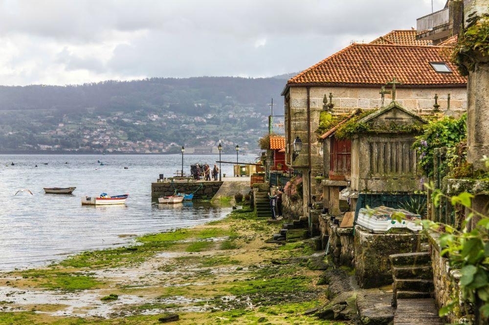 Viajar por España - Galicia rias baixas