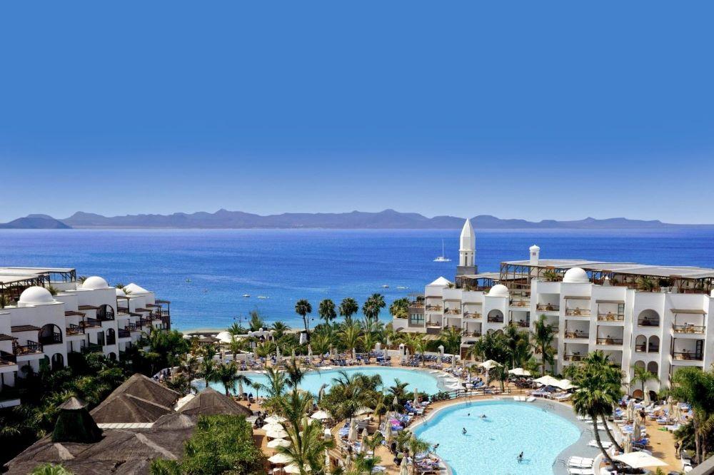 Viajar por España -lanzarote-hotel-princesa-yaiza