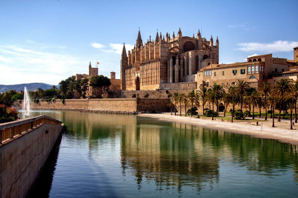 Viajar por España-mallorca-catedral