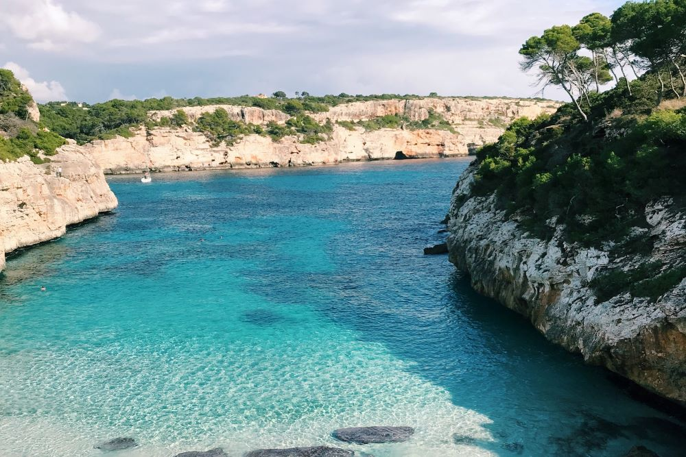 Viajar por España-mallorca-playa