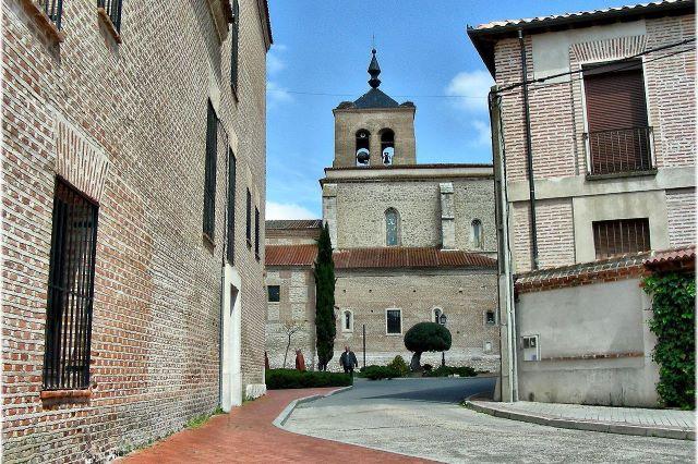 Viajar por España -Olmedo calles