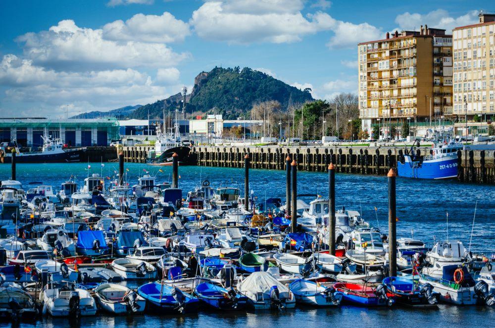 Viajar por España -santander-puerto