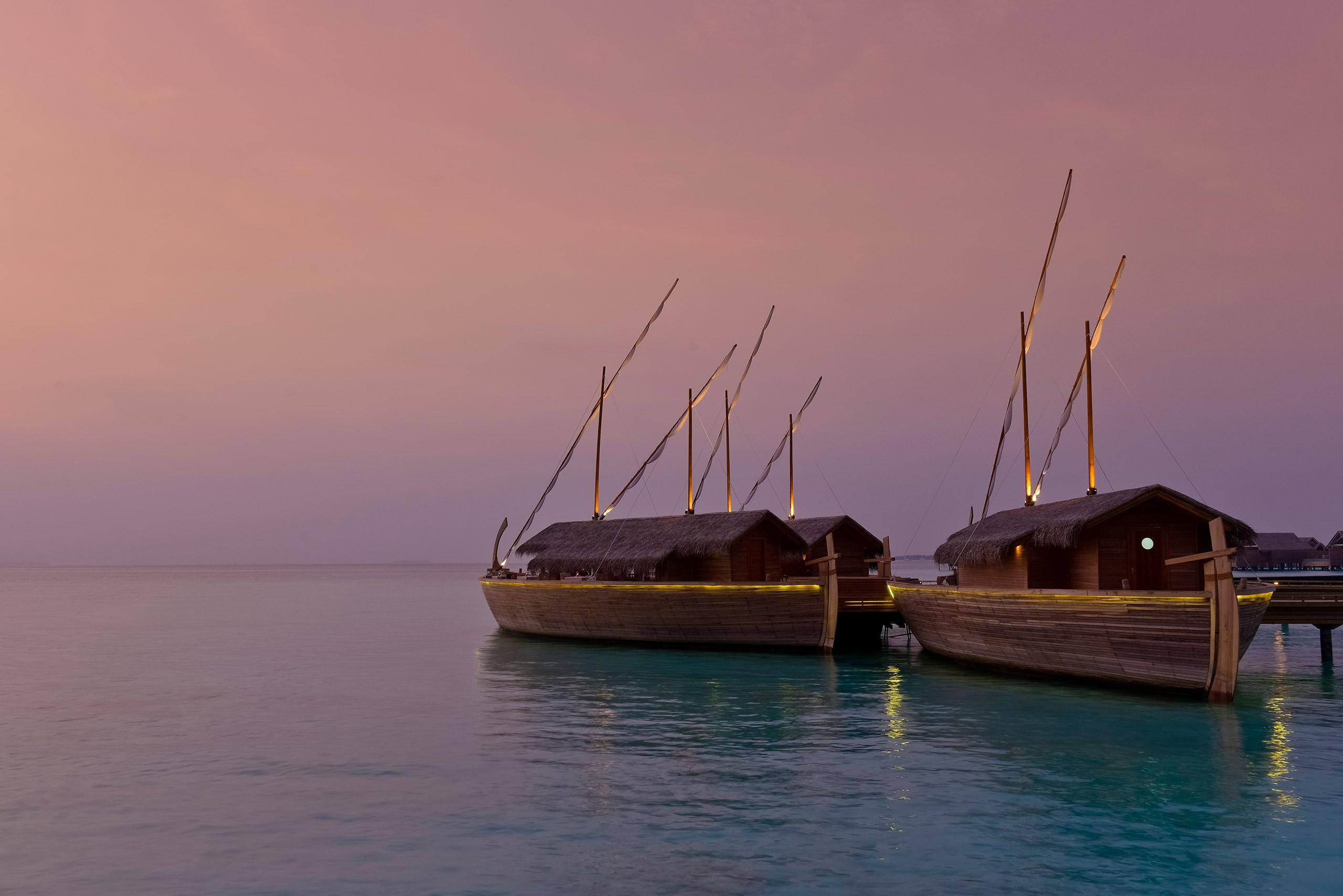 dhonis en maldivas