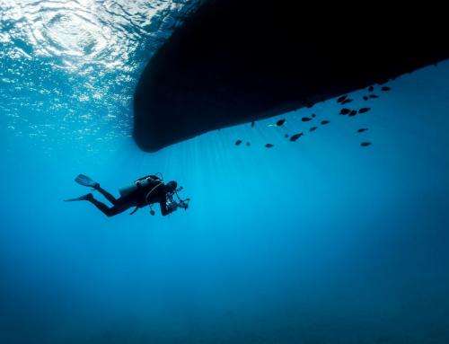 MALDIVAS. Bucea en los atolones centrales